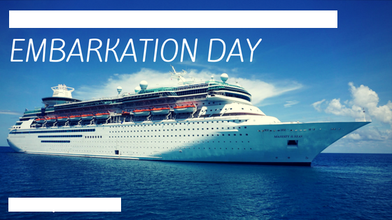 Embarkation Day Photo